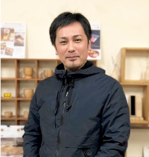 株式会社LINK WOOD DESIGN   代表取締役 井上 大輔